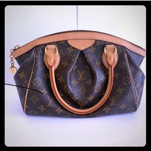 Louis Vuitton Trivoli PM Authentic Vintage Bag